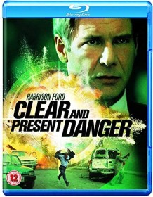 Clear and Present Danger (Blu-ray) (UK)