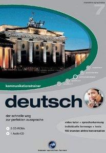 cyfrowy Publishing: interaktywna podróż językowa V7: trener komunikacji niemiecki (PC)