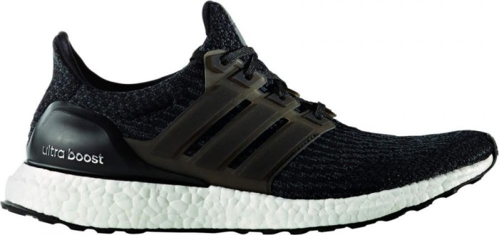 adidas ultra boost core black dark grey herren. Black Bedroom Furniture Sets. Home Design Ideas