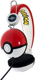 OTL Pokemon Pokeball Tween Headphones (PK0445)