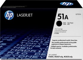 HP Toner 51A schwarz (Q7551A)