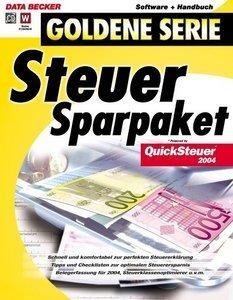 Data Becker: Steuer Sparpaket 2003/2004 (PC)