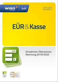 Buhl Data WISO EÜR & Kasse 2020 (deutsch) (PC) (KW42765-20)
