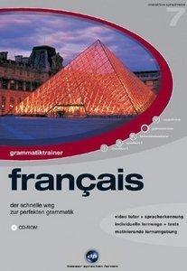 digital Publishing: interactive language tour V7: Grammar Trainer français (PC)