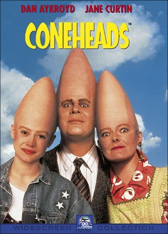 Die Coneheads -- via Amazon Partnerprogramm