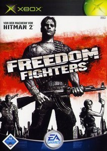 Freedom Fighters (German) (Xbox)