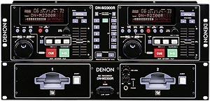 Denon DN-M2300R double MD-Recorder