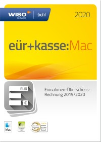 Buhl Data WISO EÜR & Kasse 2020 (deutsch) (MAC) (KW42768-20)