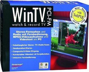 Hauppauge WinTV PCI FM (718)