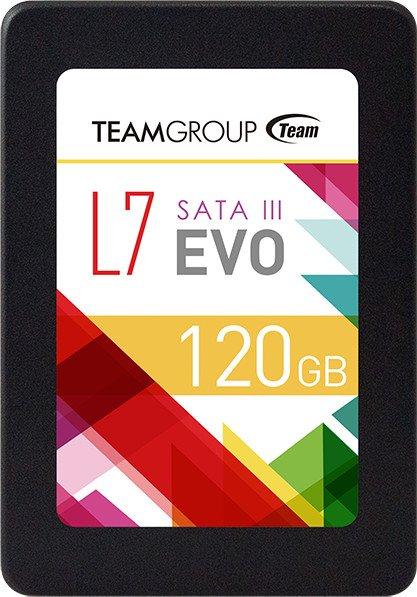 TeamGroup L7 EVO 120GB, SATA (T253L7120GTC101)