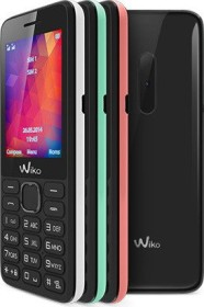Wiko Riff 2 schwarz/pink