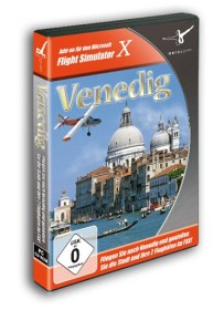 Flight Simulator X - Venedig (Add-on) (PC)