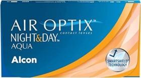 Alcon Air Optix Aqua Night&Day, +0.50 Dioptrien, 3er-Pack
