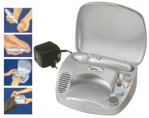 elta NC100 manicure/pedicure set