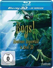 Bugs! Abenteuer Regenwald (3D) (Blu-ray)