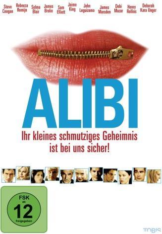 Alibi - Ihr kleines schmutziges Geheimnis ist bei uns sicher -- via Amazon Partnerprogramm