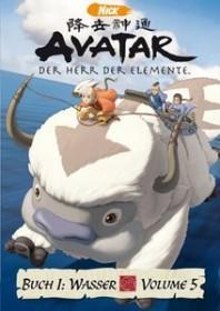 Avatar, der Herr der Elemente - Buch 1: Wasser Vol. 5 (DVD)