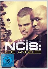 NCIS Los Angeles Season 10 (DVD)