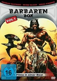 Barbaren Box (Barbare - Stärker als Feuer und Eisen/Ator - Der Barbar/...) (DVD)