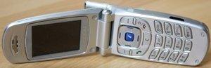Samsung SGH-S500 -- © bepixelung.org