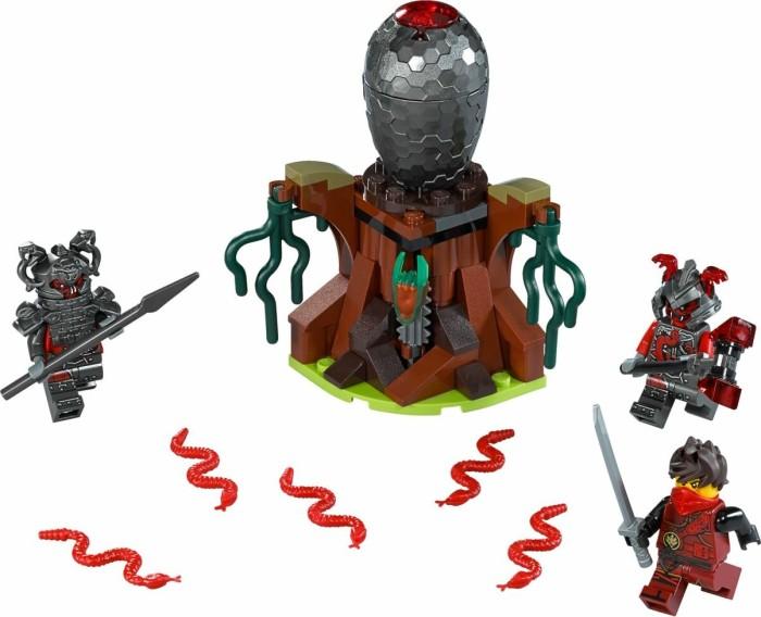 günstig kaufen LEGO NINJAGO Vermillion Falle 70621