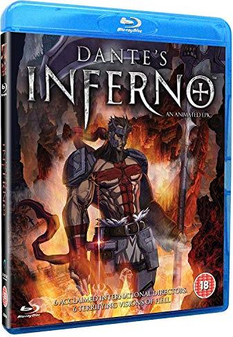 Dante's Inferno - An Animated Epic (Blu-ray) (UK) -- via Amazon Partnerprogramm