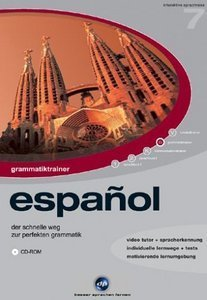 Digital Publishing: Interaktive Sprachreise V7: Grammatiktrainer español (PC)