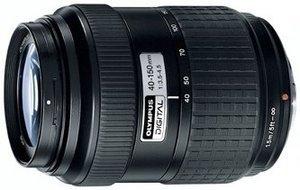 Olympus Zuiko digital 40-150mm 3.5-4.5 black (N1698992)