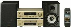 Denon D-F100 B with CD, tuner