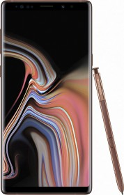 Samsung Galaxy Note 9 Duos N960F/DS 512GB kupfer