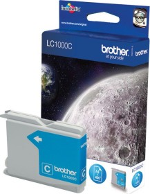 Brother Tinte LC1000C cyan