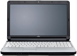 Fujitsu Lifebook A530, Core i3-380M, 4GB RAM, 500GB HDD, UK (VFY:A5300MP504GB)
