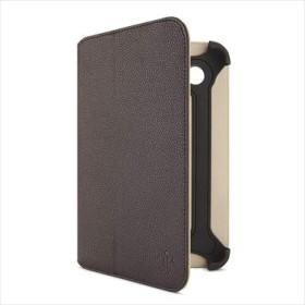 Belkin Bi-Fold-Schutzhülle mit Stand für Galaxy Tab 2 7.0 braun (F8M386CWC01)