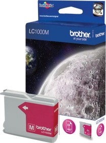 Brother Tinte LC1000M magenta