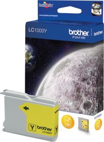 Brother ink LC1000Y yellow