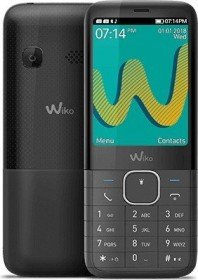 Wiko Riff 3 Plus schwarz