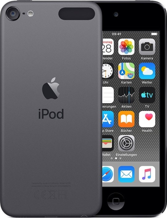 Apple iPod touch 7th generation 128GB space gray (MVJ62FD/A)