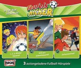 Teufelskicker 3er Box 9 - Trickreich!