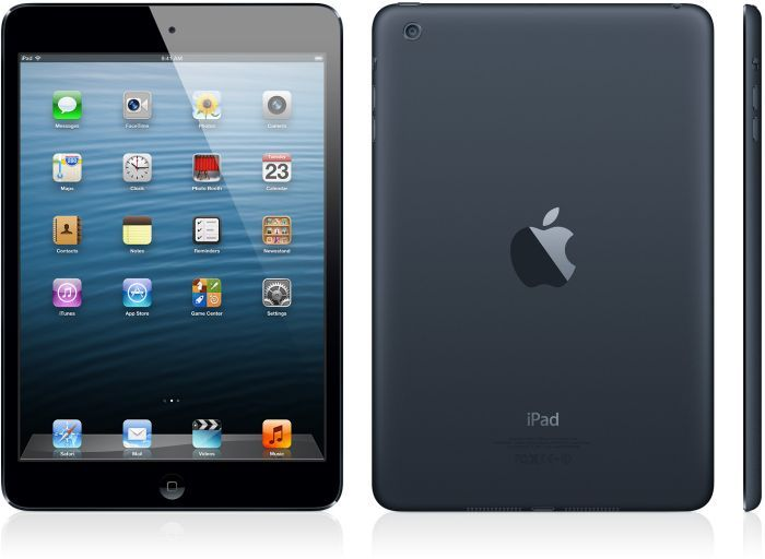 Apple iPad mini Wi-Fi + 4G 64GB black (MD542FD/A)