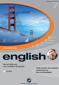digital Publishing interactive language tour V7: vocabulary trainer English (PC)