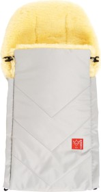 Kaiser Dublas Lammfellfußsack light grey (65103623)