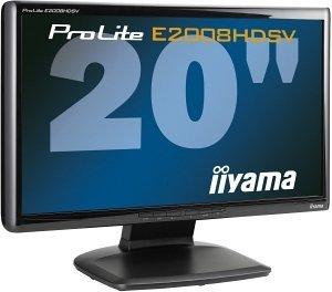 "iiyama ProLite E2008HDSV-B1, 20"""