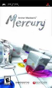 Archer Maclean's Mercury (German) (PSP)