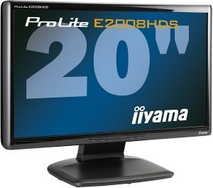 "iiyama ProLite E2008HDS-B1, 20"""