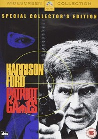Patriot Games (Special Editions) (DVD) (UK)