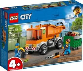 LEGO City Starke Fahrzeuge - Müllabfuhr (60220)