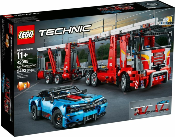 LEGO Technic - Autotransporter (42098)