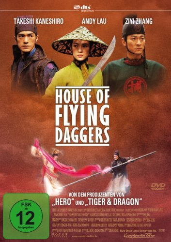 House Of Flying Daggers -- via Amazon Partnerprogramm