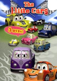 The Little Cars Box (Vol. 1-3) (DVD)