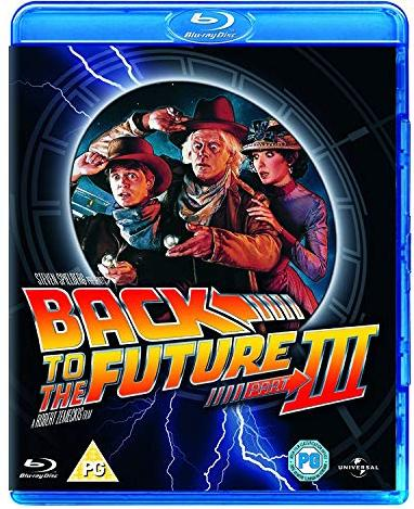 Back To The Future 3 (Blu-ray) (UK) -- via Amazon Partnerprogramm